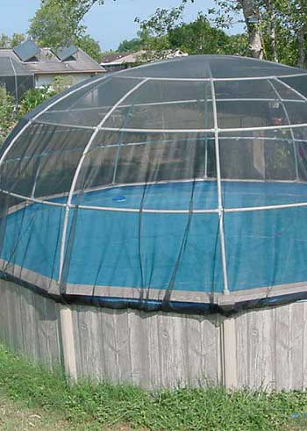 Pool Igloo Above Ground Pool Enclosure